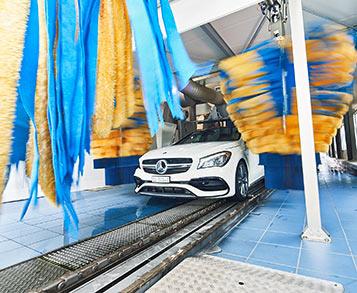Soft Car Wash Waschanlage