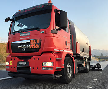 BITEX BIMOID Lastwagen