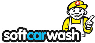 soft car wash Logo